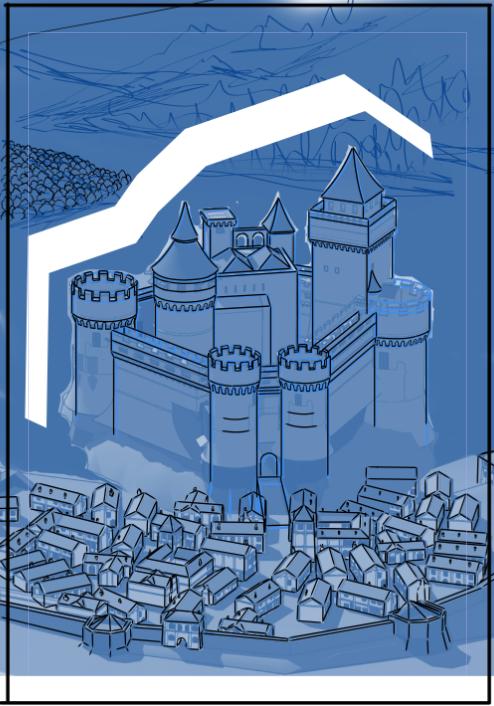 castle progress